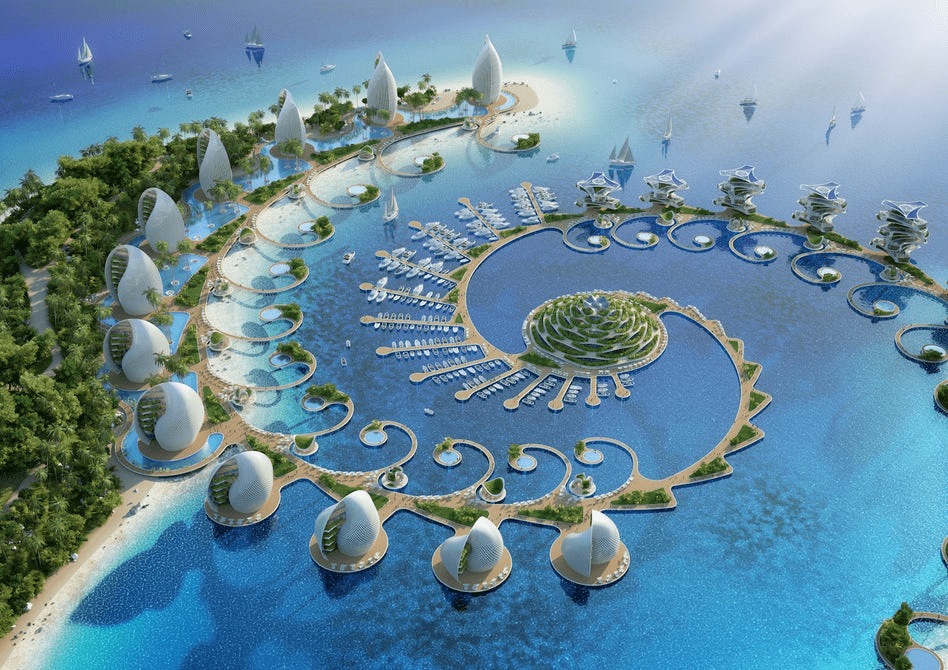 エコリゾートNAUTILUS ECO-RESORT