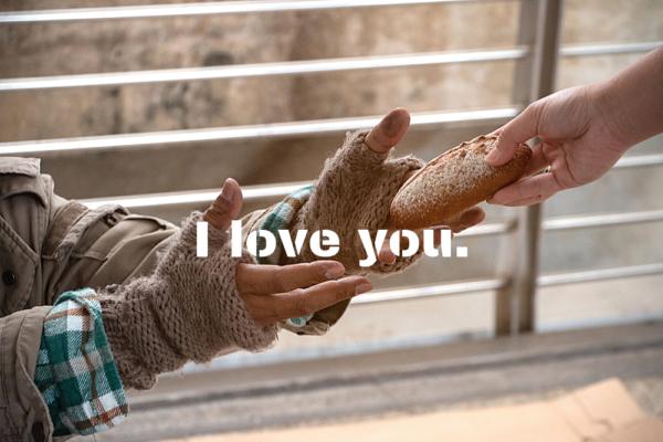 無料で食事を提供するジェイデン・スミスの「I LOVE YOU Restaurant」
