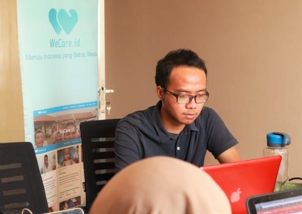 医療費をクラウドファンディングできるインドネシアの「WeCare.id」