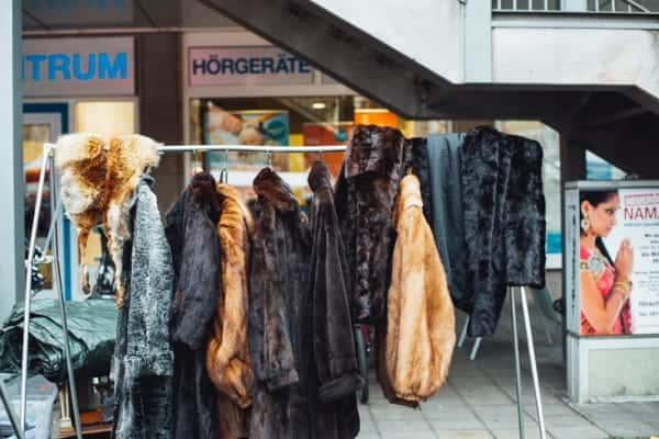 2023年から毛皮製品の製造・販売を禁止するカリフォルニアの政策