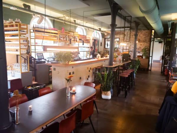 廃棄予定の食材を振る舞うアムステルダムのレストラン「Instock」