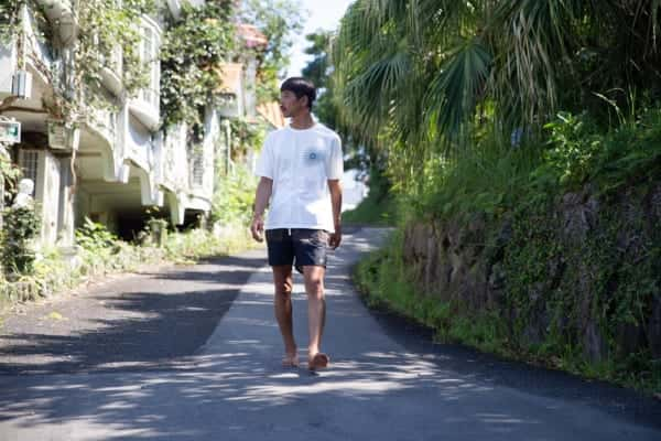 アイキャッチ用 short pants every day