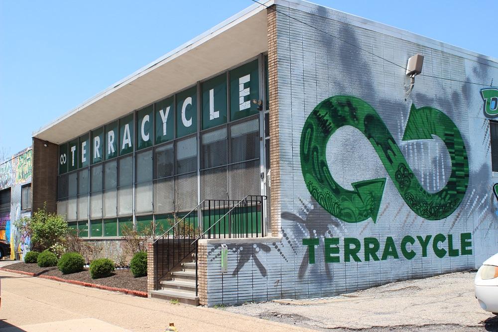 テラサイクル社のオフィス外観