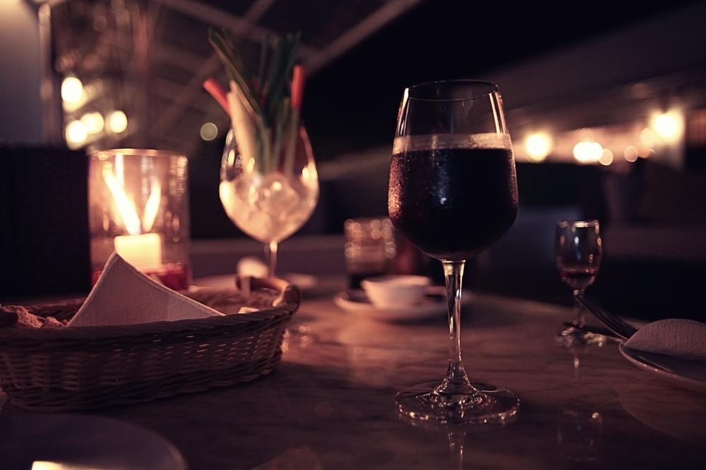 暗闇レストラン