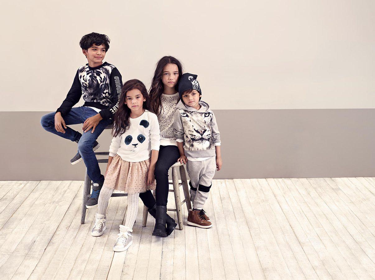 キッズファッションがパンダを救う。H&Mの新コレクション