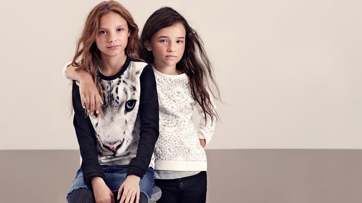 H&Mのキッズ向けファッション