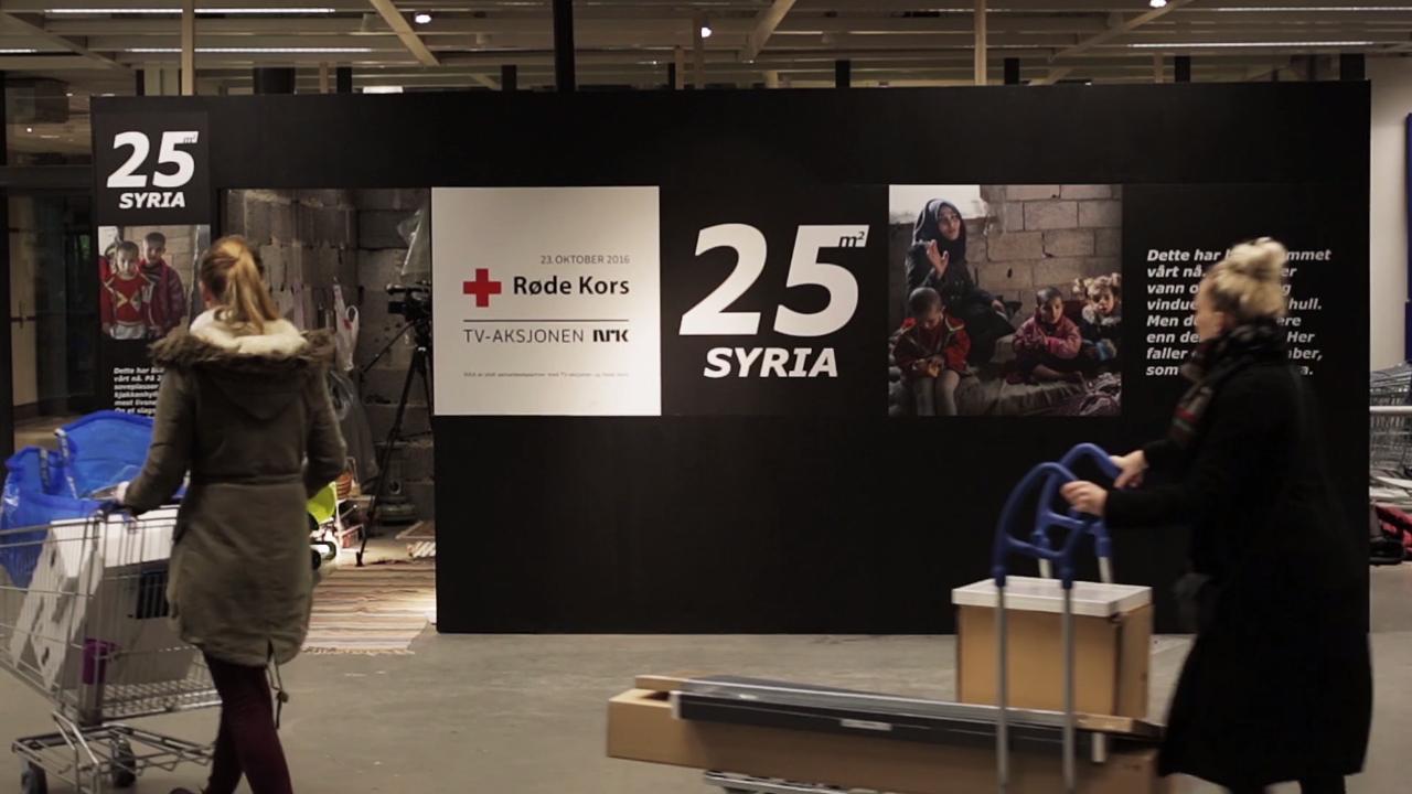 IKEAがショールームに「シリア難民の家」を並べた理由