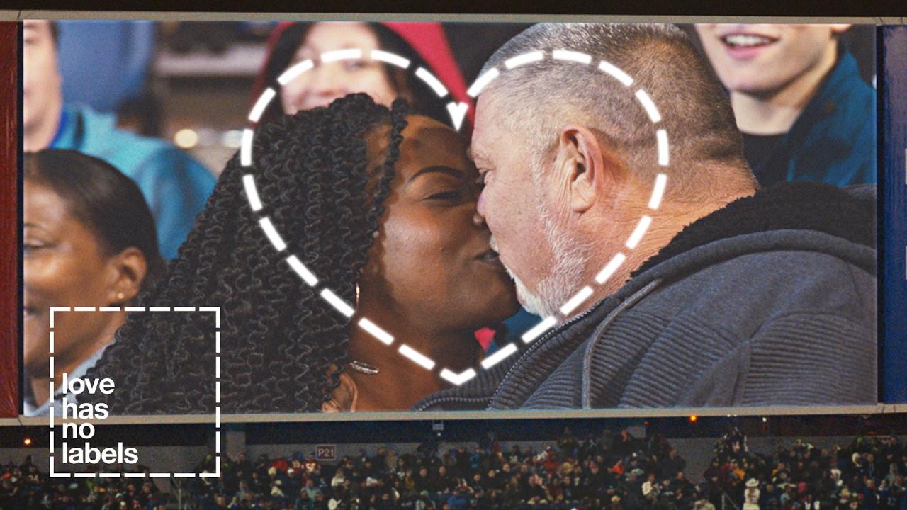 偏見と差別を無くす。力強く愛のあるキャンペーン「Love Has No Labels」