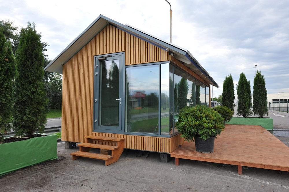 自給自足のスマートホーム