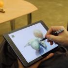デジタルがアートの現場に起こす革命。タブレットで油彩画が描けるアプリ