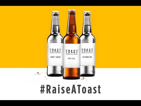 ロンドン発、廃棄予定のパンからビールをつくる醸造所「TOAST」