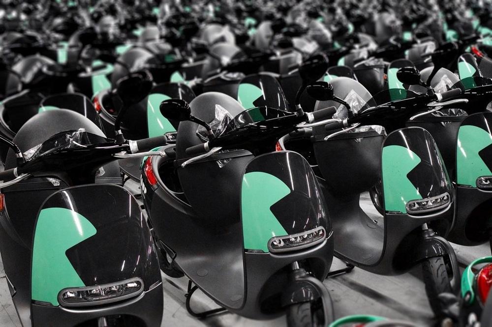 パリに進出する、台湾発のスマートスクーター