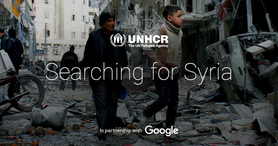 シリアに関する質問に答えてくれるSearching for Syria