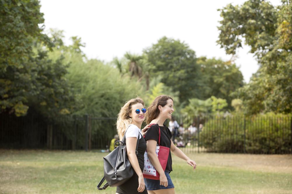 ロンドン発、「歩く」を楽しくするコミュニティアプリ「Go Jauntly」