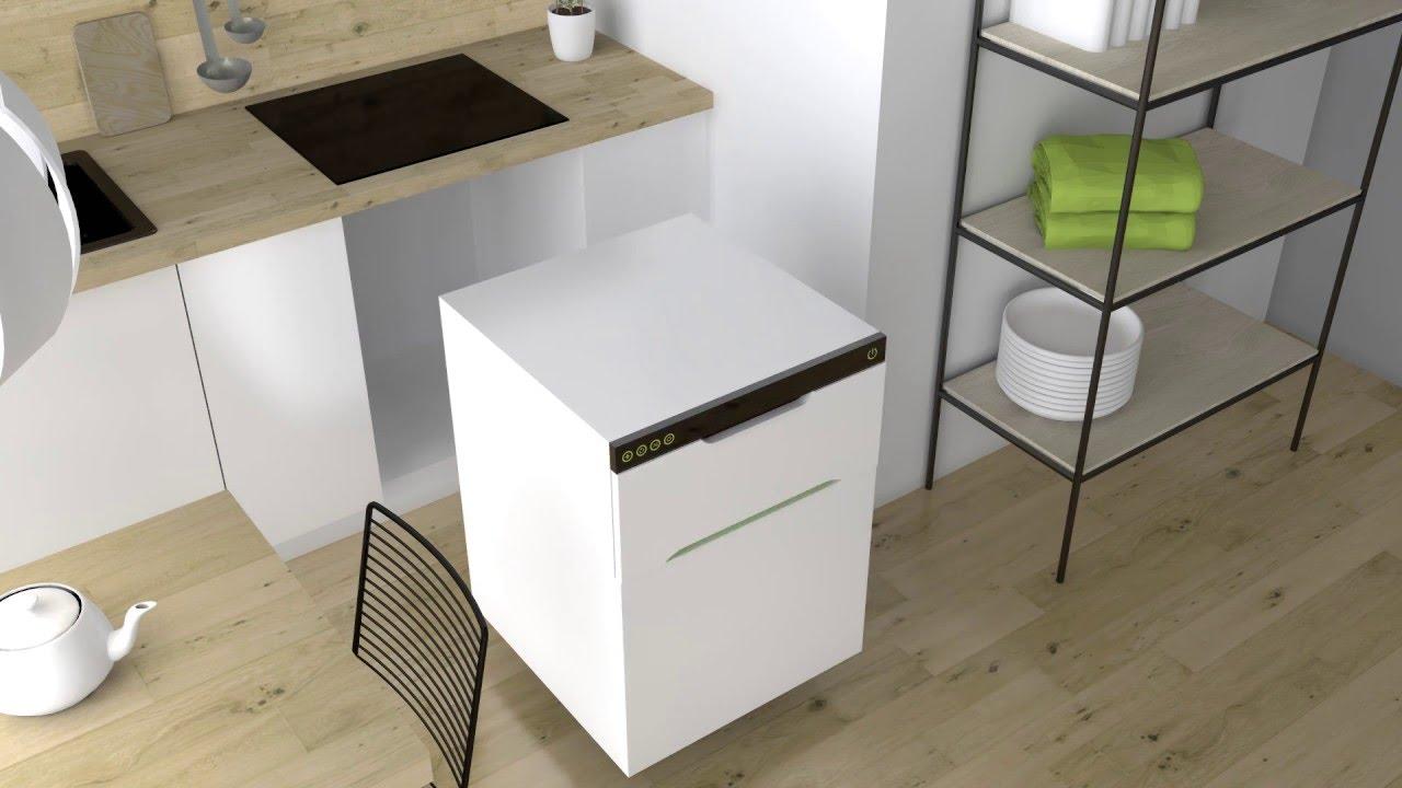 努力よりもテクノロジー。ゴミを自動分別してくれるポーランドのIoTゴミ箱「bin-e」