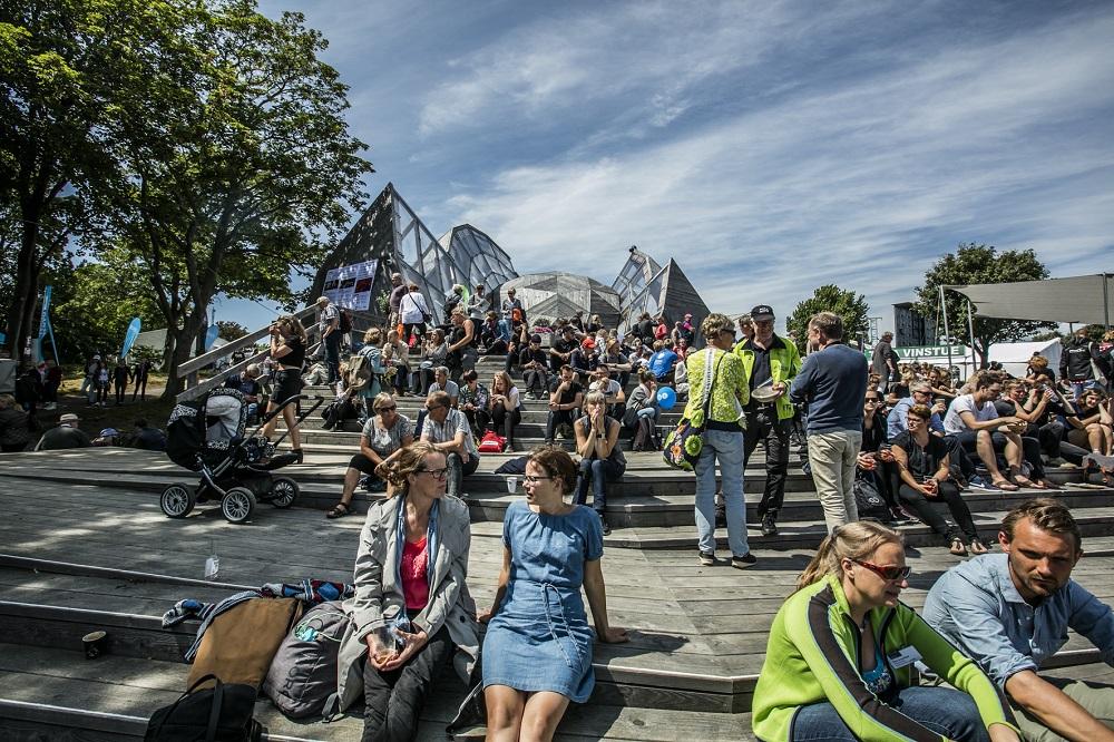デンマークの政治の祭典
