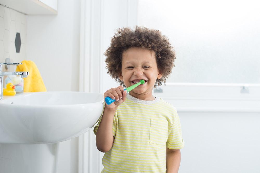 歯磨きの憂鬱をゲーミフィケーションで解決する「Benjamin Brush」