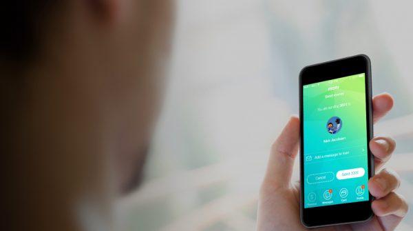 moniカードのアプリをチェックする難民