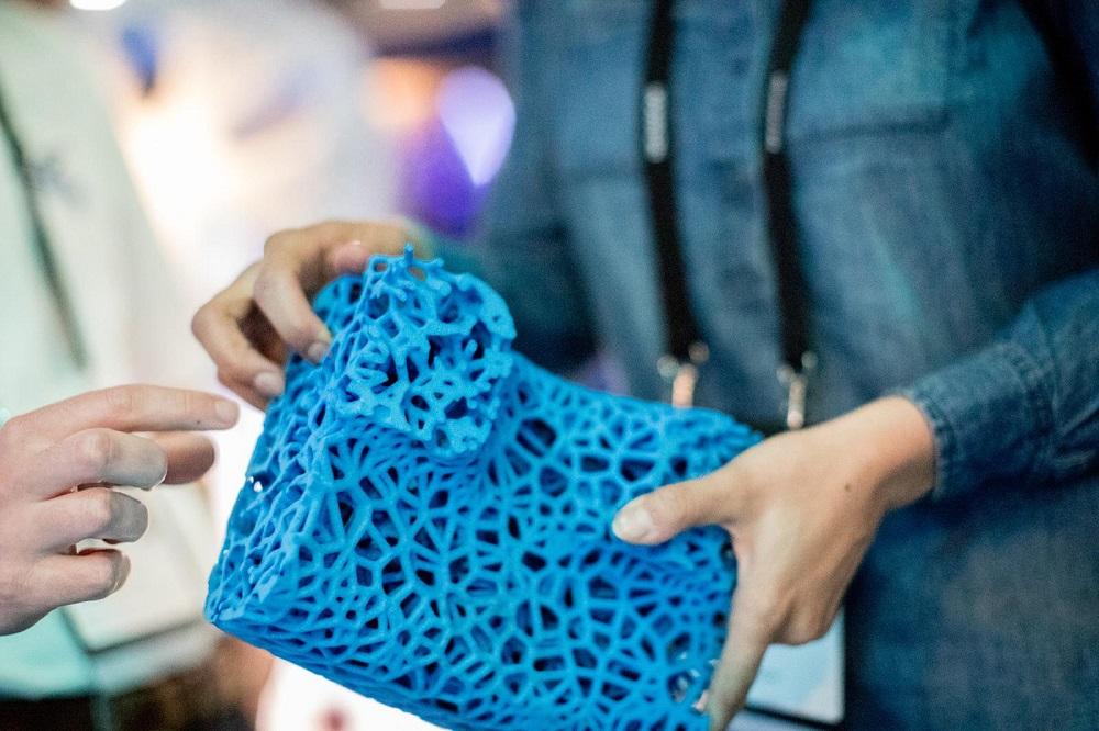 ミシュランによる3Dプリンターで作るタイヤ「VISION」