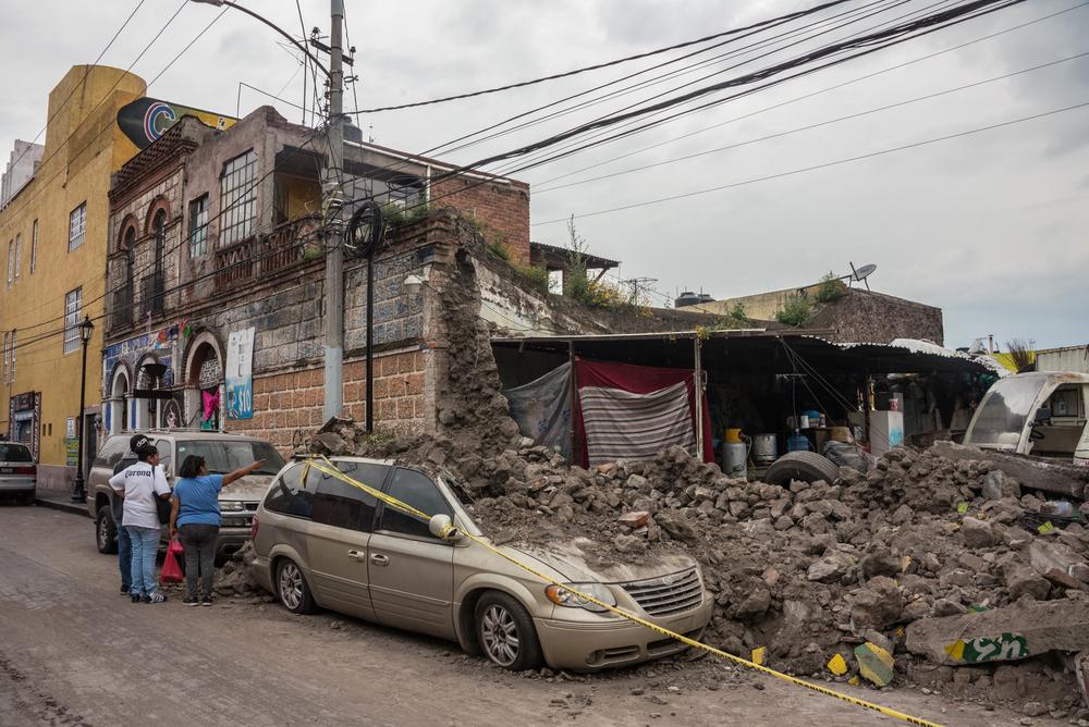 泊まるかわりに寄付をする。被災した物件だけを集めたAirbnb「ARRIBA Mexico」
