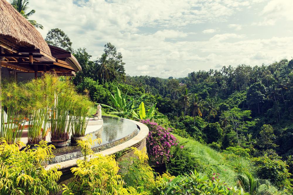 アジア最大規模のエコレジャーリゾート「Mui Dinh Eco-Resort」