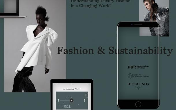 ファッションとサステナビリティのMOOC