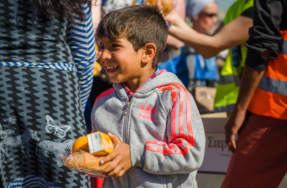ブロックチェーンで食糧支援を効率化。WFPが進める「Building Blocks」