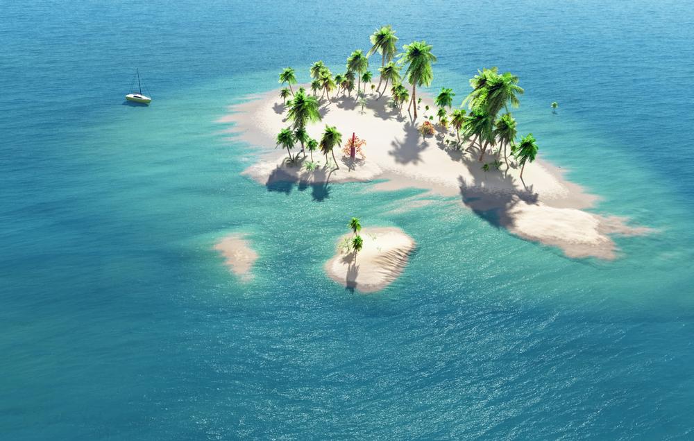 熱帯の海に合わせた高品質で効率の良いソーラーパネル設備「SolarSea」