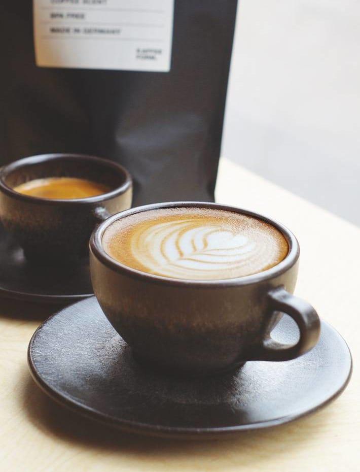 コーヒーかすからできたKaffeeform