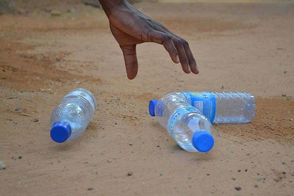 インドネシアのペットボトル回収キャンペーン