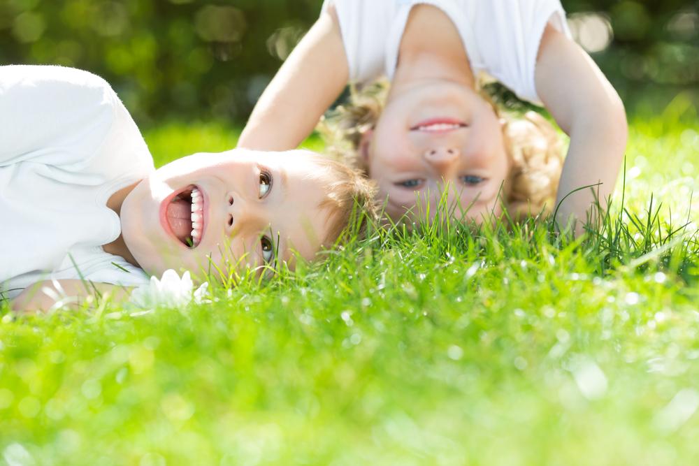 子供の遊び場をオーガニックに変える