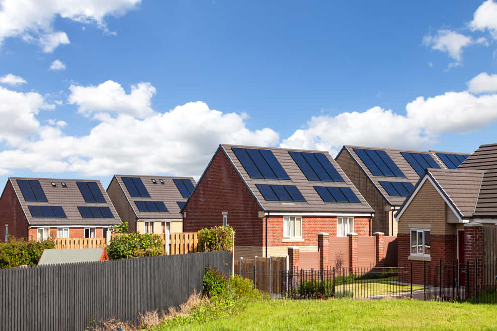 米カリフォルニアの、新築住宅への太陽光パネル設置義務付け政策