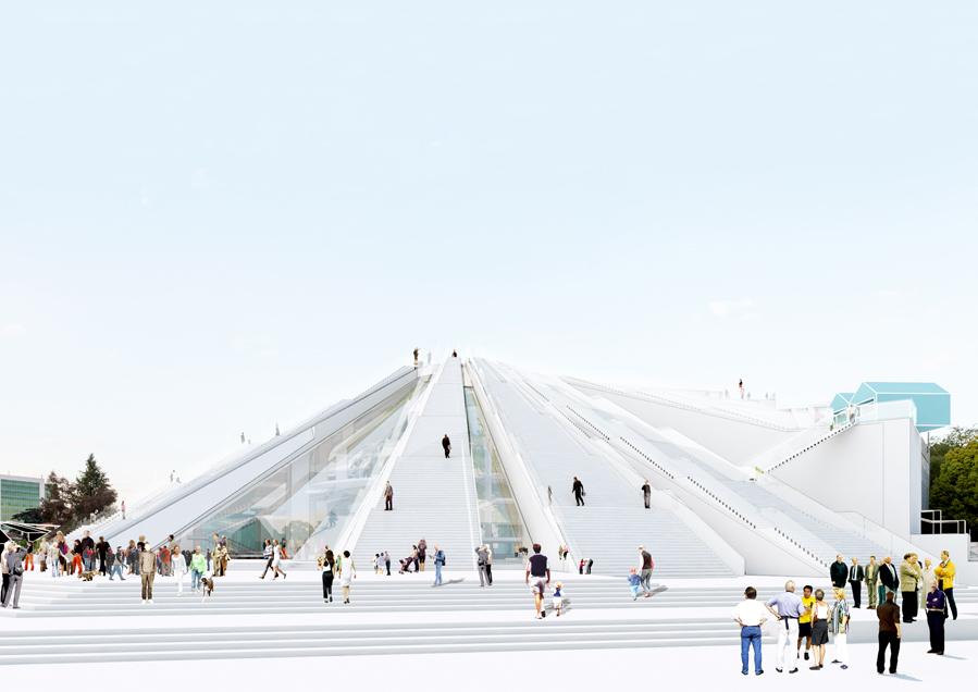 アルバニアの建築再生