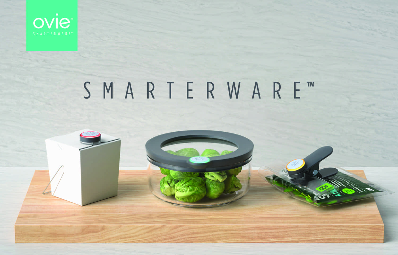 AIで食品ロスを減らすタッパー