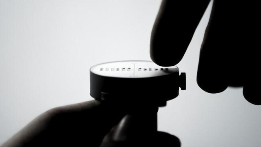 世界初、点字で時間が「読める」韓国のスマートウォッチ「Do Watch」