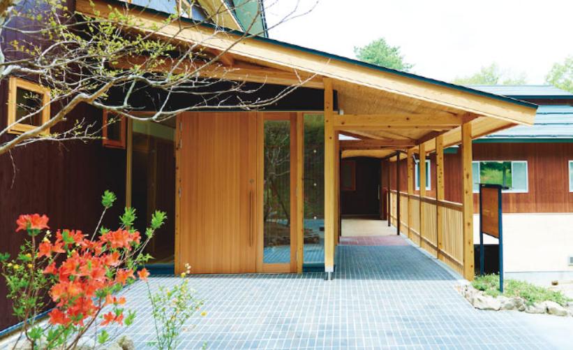日本で初めてBIO認証を受けた『カミツレの宿 八寿恵荘』