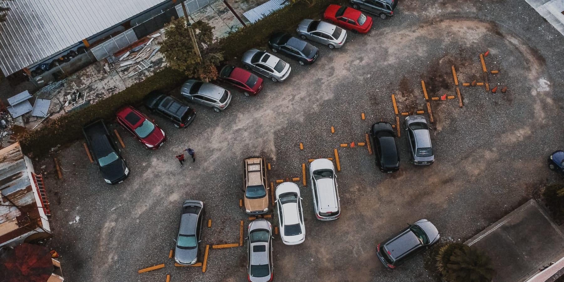 ペットボトル持ち込みで割引になる駐車場「CitiPark」