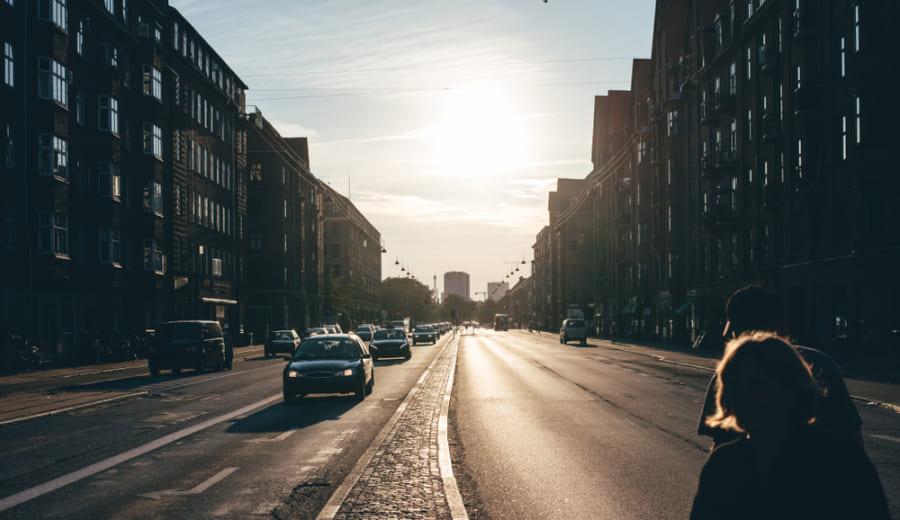 デンマーク、コペンハーゲン