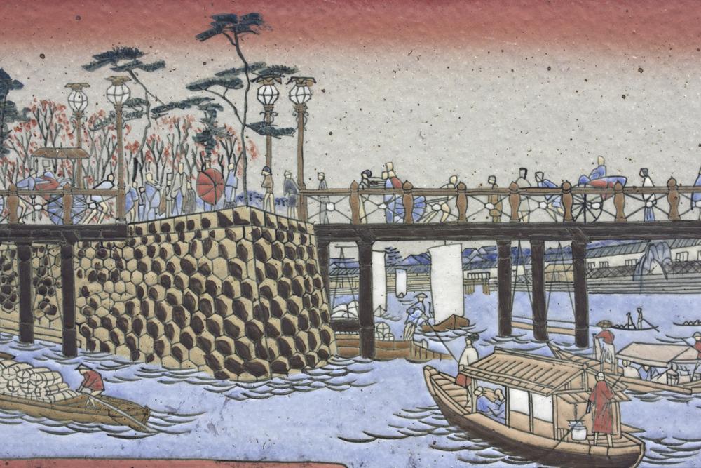 江戸時代の絵巻物