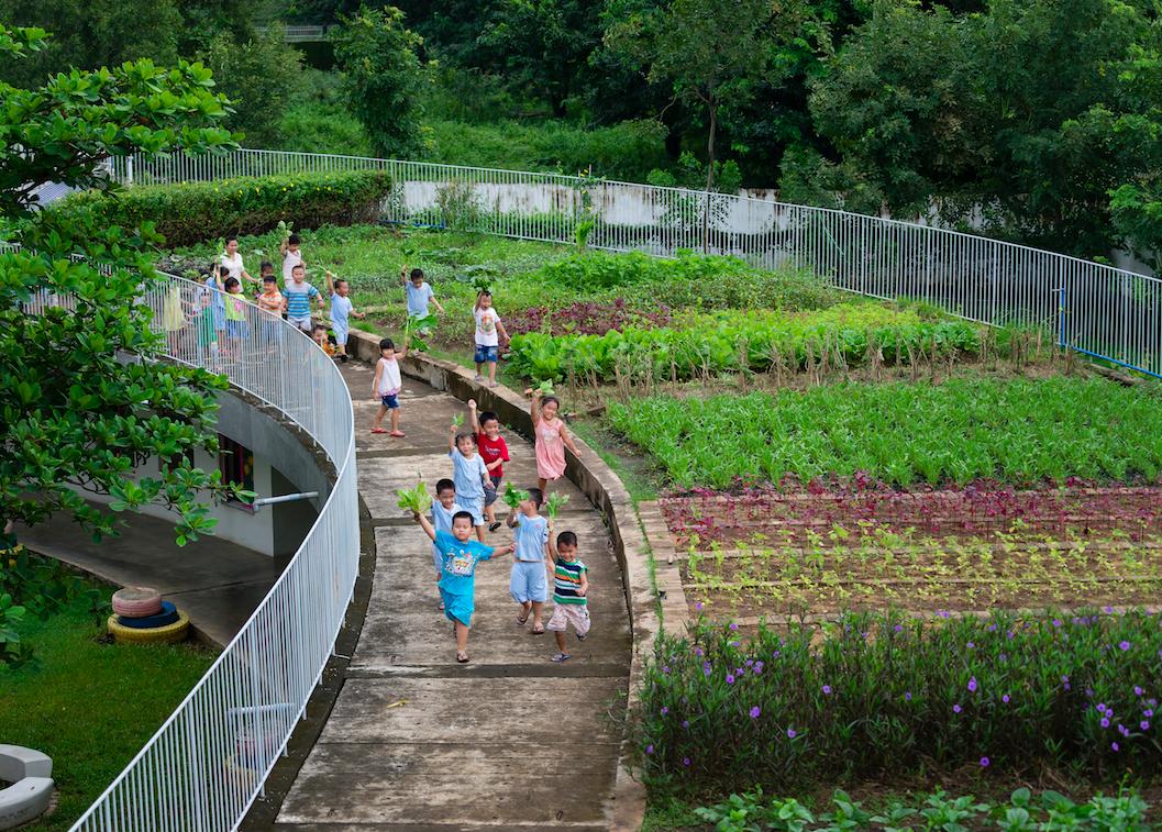 farming kindergarden