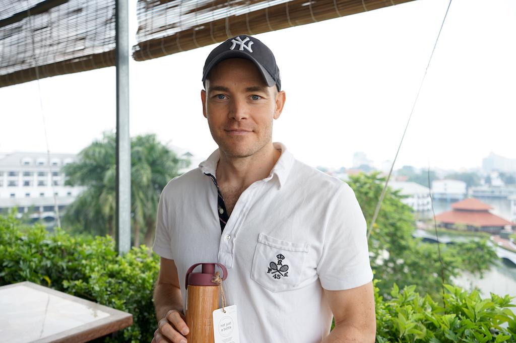 竹の水筒でゼロウェイストのインフラを創り出す「not just bamboo」