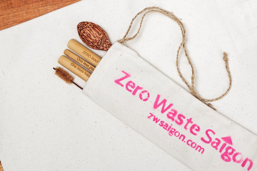 旅しながら、プラスチックゴミ問題を解決する。次世代のノマドスタイルを実践する「Zero Waste Saigon」