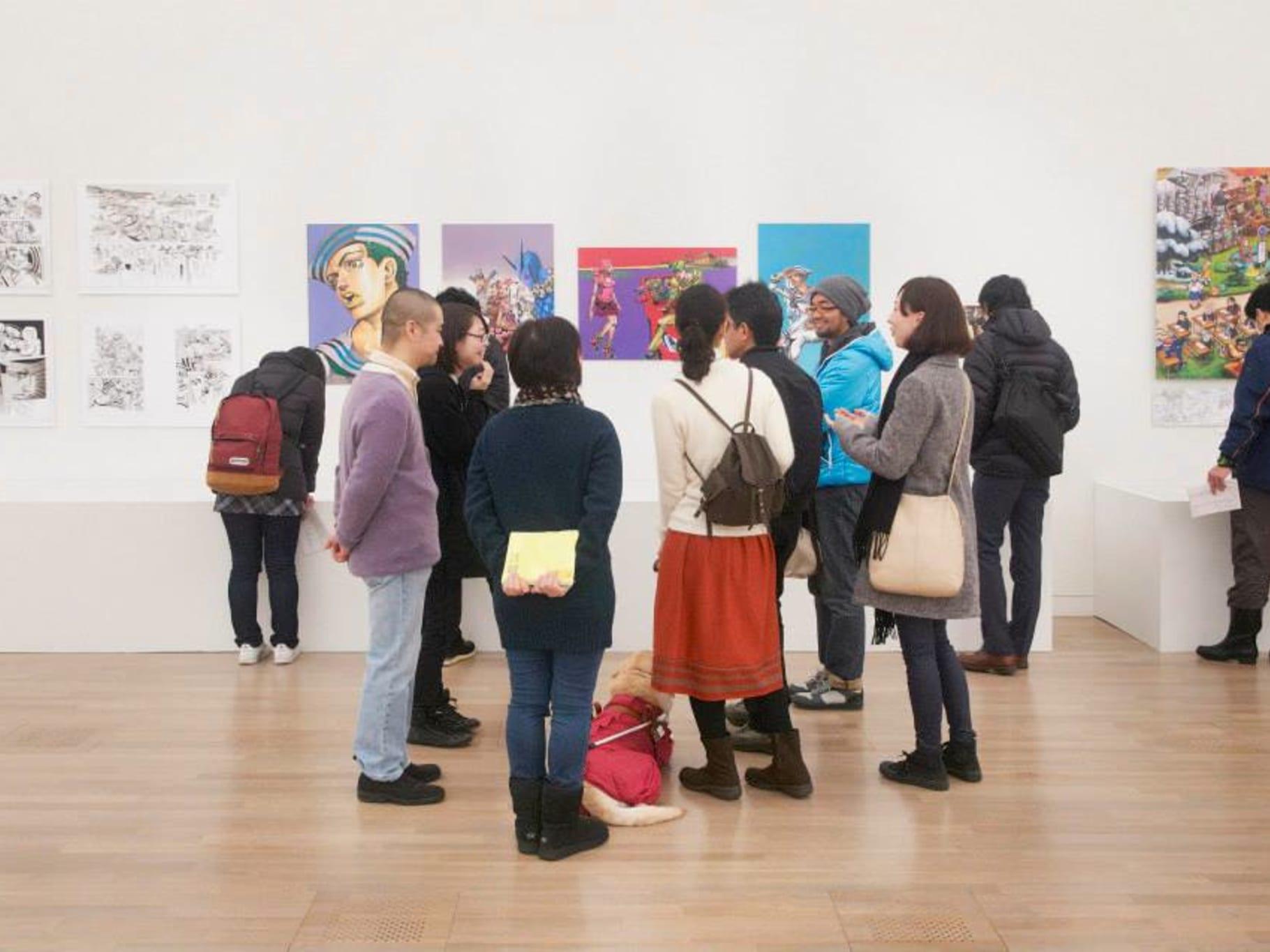 「目の見える人と見えない人の美術鑑賞ワークショップ 」から学ぶアートの新しい楽しみ方