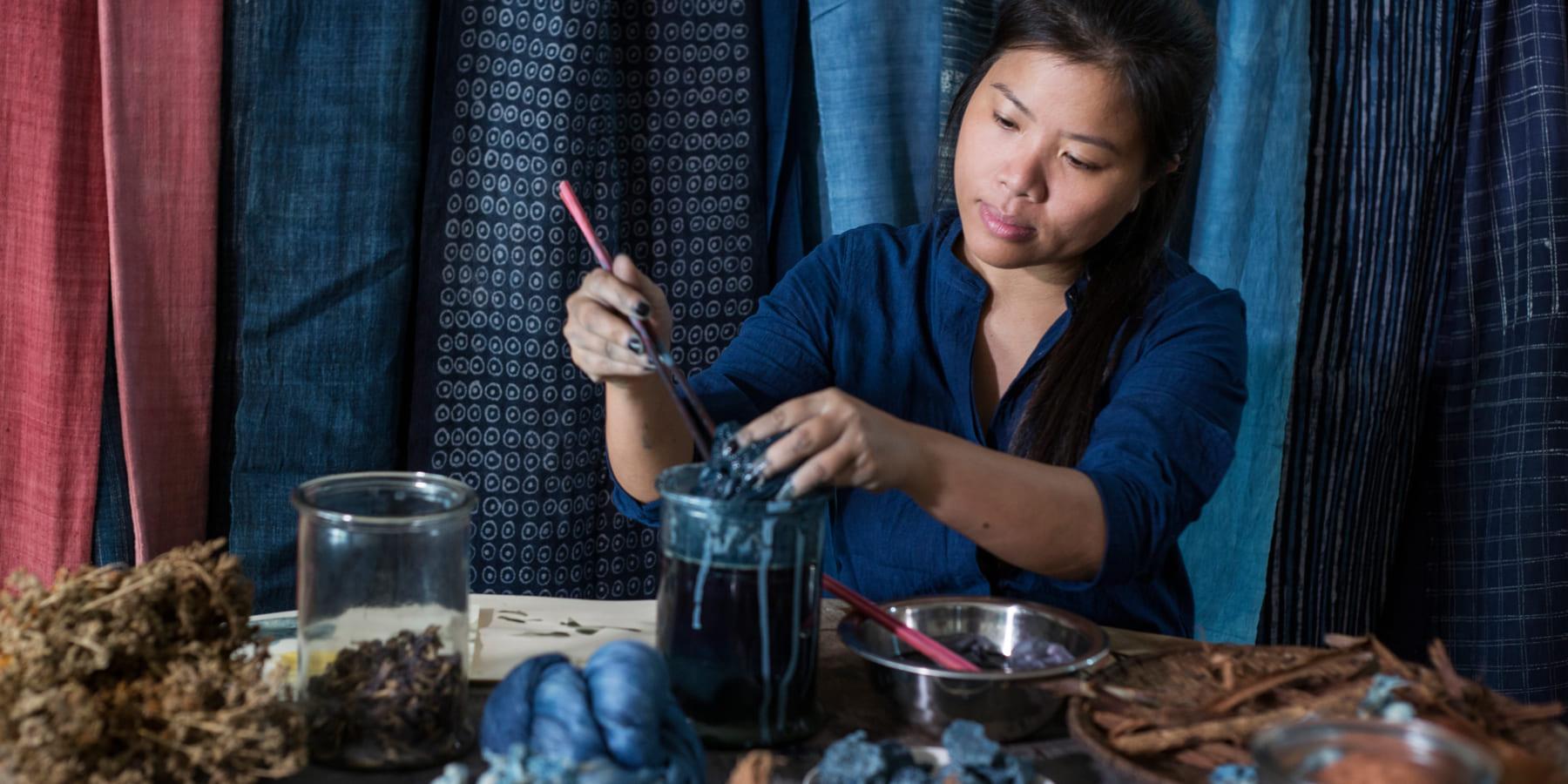 伝統工芸の価値をモダンデザインで保護するエシカルブランド「Kilomet109」
