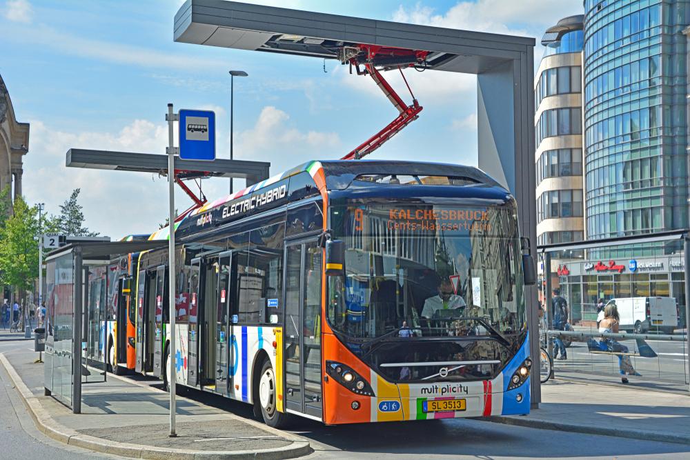 世界初、全国で公共交通機関を無料化したルクセンブルク