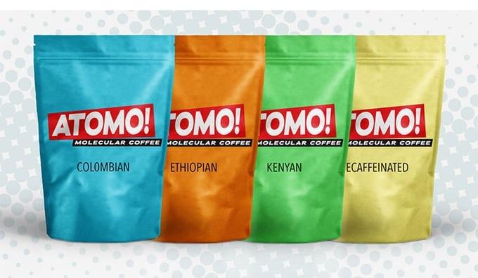 Atomoのコーヒー