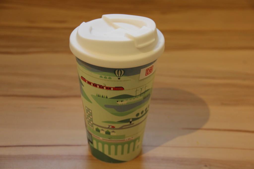 ドイツ鉄道オリジナルカップ
