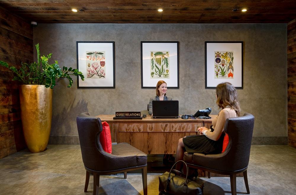 Hilton London Banksideの全てが「ヴィーガン」なスイートルーム