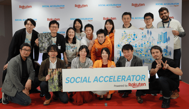 Rakuten Social Acceralator