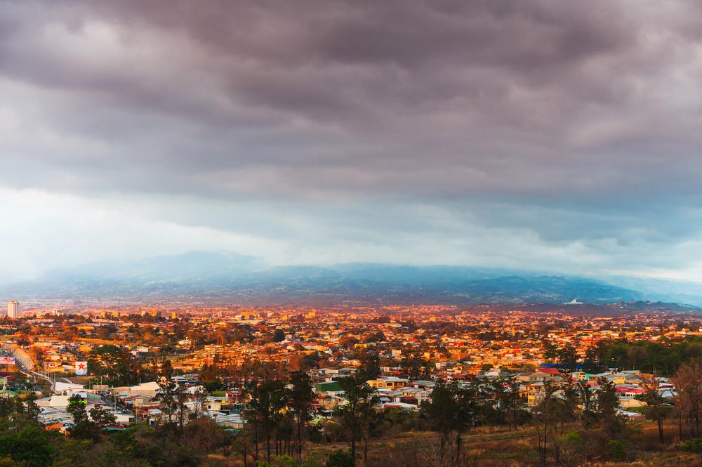 サンホセの風景